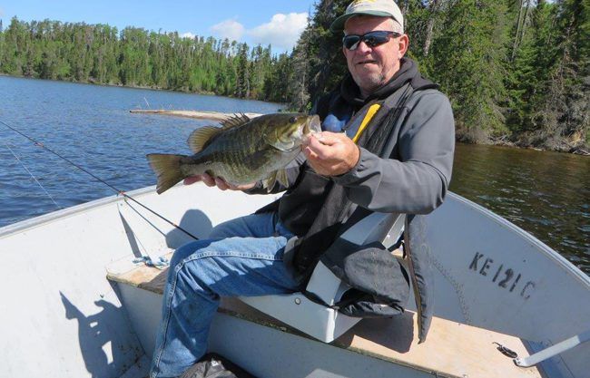 Ontario Bass Fishing-Canada Outfitters